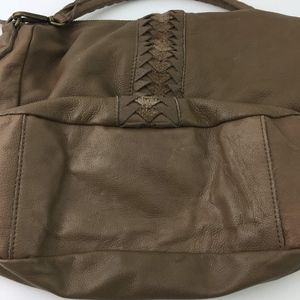 Liebeskind Bags - Liebeskind Berlin Brown Leather Hobo Slouchy Purse